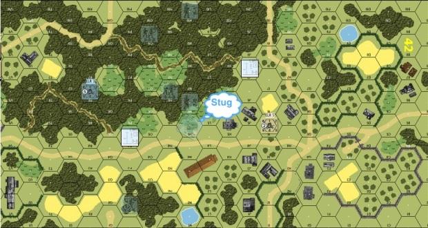 SP7 Allied Turn 1 Start