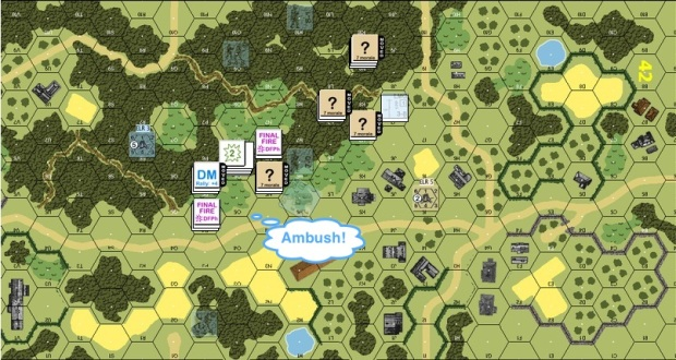 SP7 Allied Turn 3 MPh 1st Ambush-proc