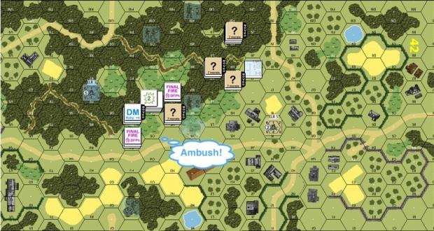 SP7 Allied Turn 3 MPh 1st Ambush-proc