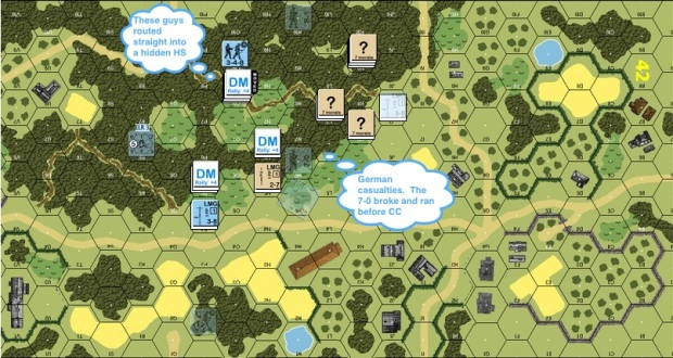 SP7 Allied Turn 3  RtPh Cutting Rout-proc
