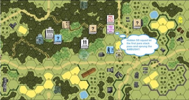 SP7 Allied Turn 4 MPh 2nd Ambush
