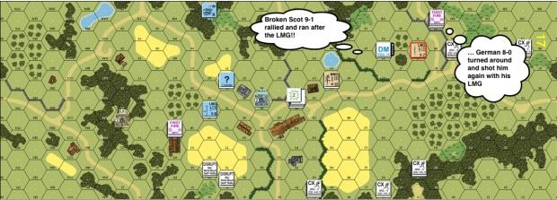 BT6a - shot back snakes-proc