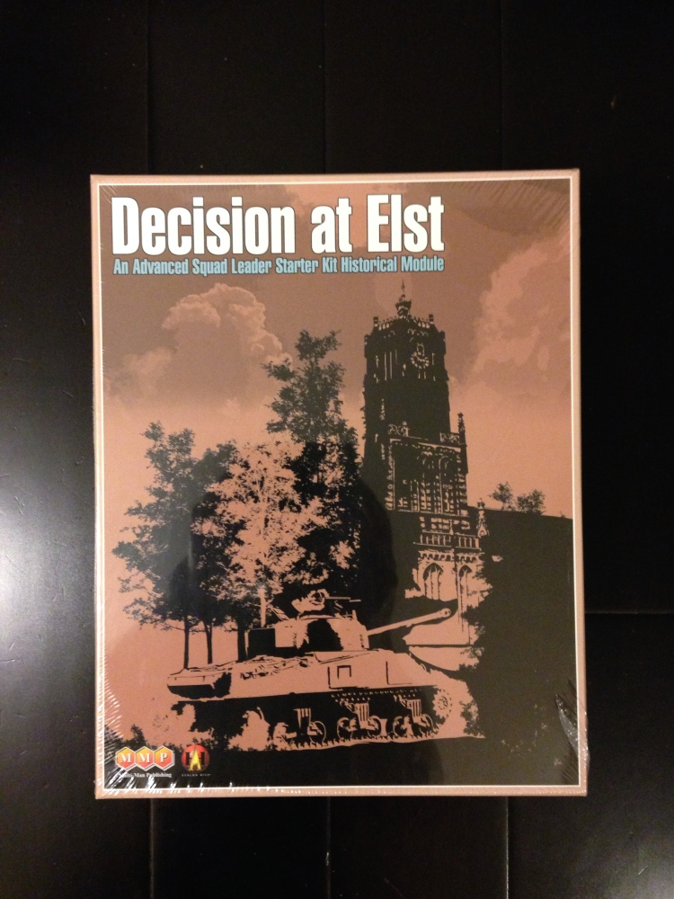 Decision at Elst - the Unboxing!  (New ASLSK CG) (1/6)