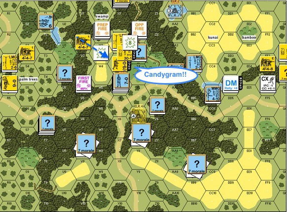 My First Foray into PTO terrain : ASL153 Totsugeki! AAR (3/6)