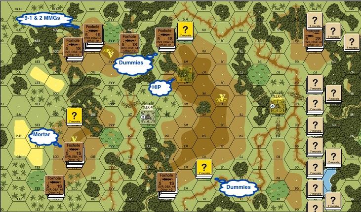 J116 Brigade Hill AAR, a PTO classic! (1/6)