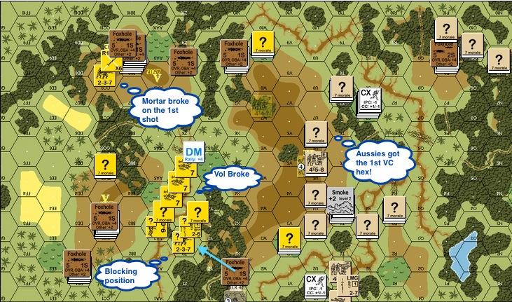 J116 Brigade Hill AAR, a PTO classic! (2/6)
