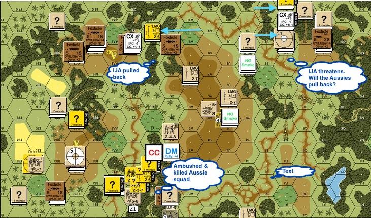 J116 Brigade Hill AAR, a PTO classic! (4/6)