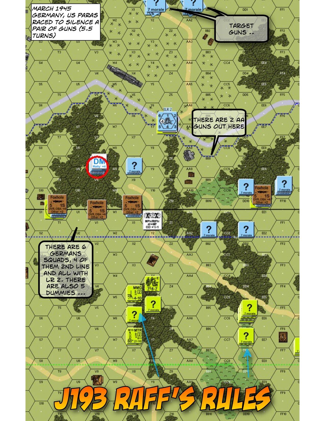 advanced squad leader rules pdf