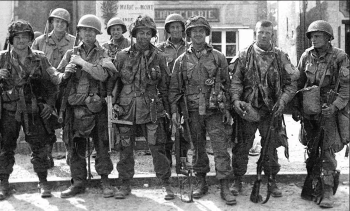 506th PIR Easy Company