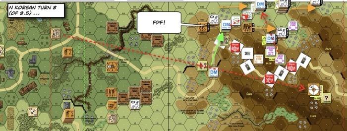 Advanced Squad Leader scenario 204 Human Bullets After Action Report (AAR)