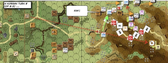 Advanced Squad Leader scenario 204 Human Bullets After Action Report (AAR)
