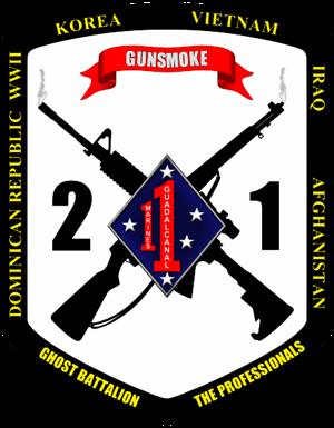 1st Marine 2nd Battalion