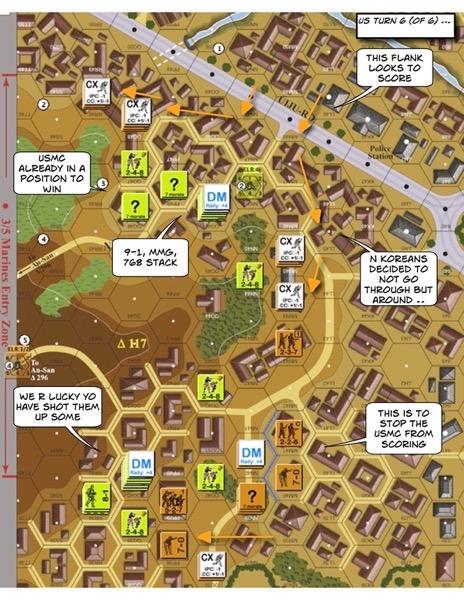 BoF2 Polish Requiem After Action Report (AAR) Advanced Squad Leader scenario
